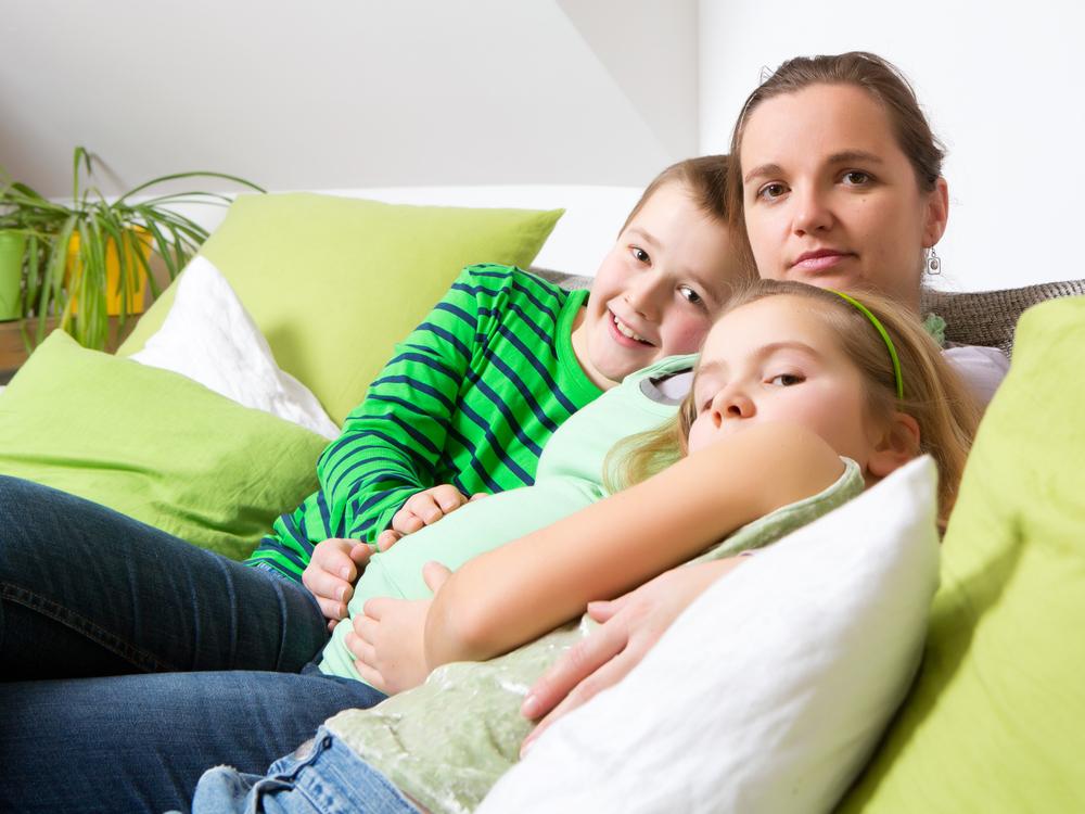 אחזקת משמורת ילדים קטינים